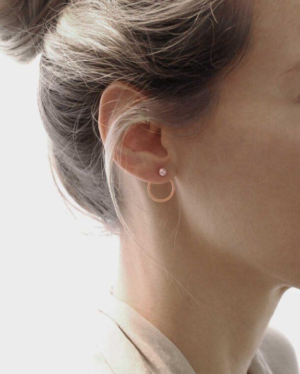 pearl ear jacket