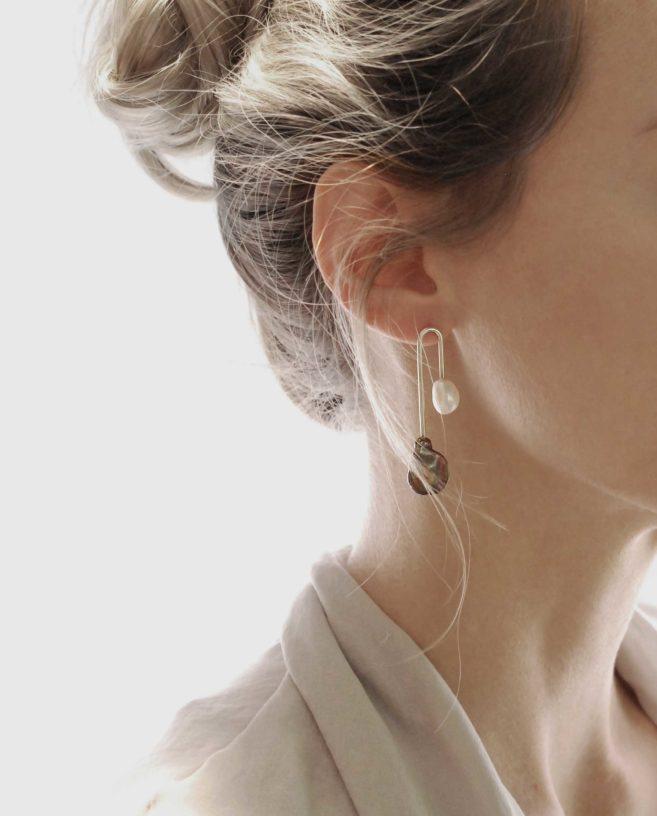 bijou perles contemporaines