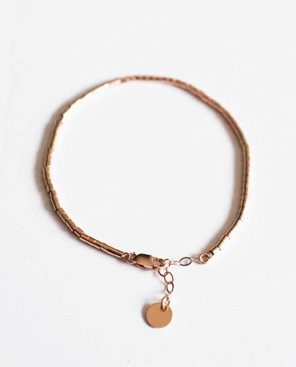 bracelet sexy or rose